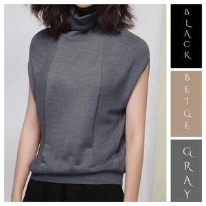 Soft Cashmere Flowing Lightweight Sweater